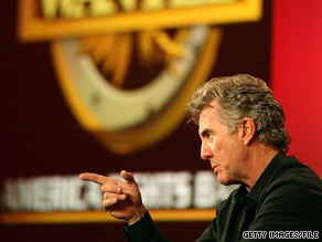 America's Most Wanted host John Walsh taped a 15 minute interview with President Obama.