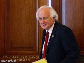 Michigan Democrat Sander Levin was named acting chairman of the House Ways and Means Committee.