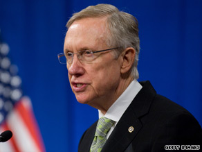 Sen. Reid in hot water over comments.
