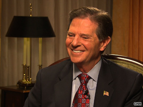 Former House Majority Leader Tom DeLay said his stint on 'Dancing with the Stars' was 'just amazing.'