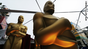 Sunday's Oscar winners in 24 categories
