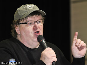 Director Michael Moore has written an open letter to President Obama.