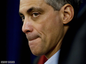 Rahm Emanuel has been the focus of several newspaper profiles in recent weeks.