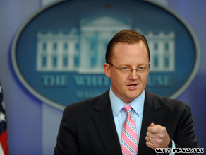 White House Press Secretary Robert Gibbs said Tuesday that recent accusations by former Democratic Rep. Eric Massa are 'silly and ridiculous.'