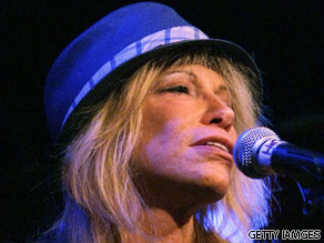 What would you ask Carly Simon?