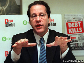 Sources tell CNN that Gene Sperling will fill the No. 2 job at the Office of Management and Budget.