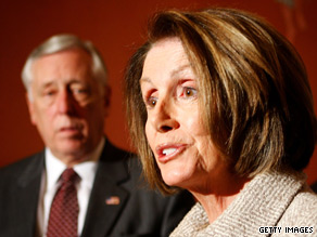 Congressional Democrats return to Washington Monday for a month-long legislative push they hope will persuade voters to keep them in power.
