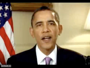 A new ad targeting African American voters features President Obama.