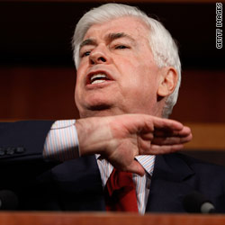 Senate Banking chief Christopher Dodd is expected Monday to release a draft bill of regulatory changes aimed at warding off collapses in the financial system.