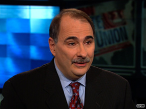 'We are a tight group,' Obama senior adviser David Axelrod said of the president's inner circle.