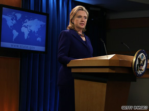 U.S. Secretary of State Hillary Clinton last week called Israel's announcement that it would begin construction on new settlements in East Jerusalem 'insulting' to the United States.