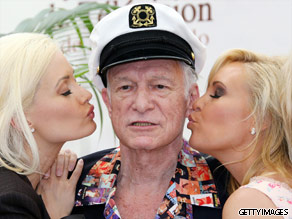 What do you want to ask Hugh Hefner?