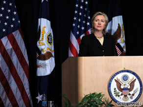 Hillary Clinton will head to Canada on Monday to meet with other G8 leaders.