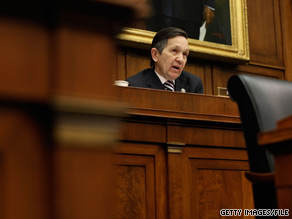 Ohio Rep. Dennis Kucinich announced Wednesday that he would vote to support Democratic health care legislation.