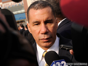 The New York Times is contesting Gov. David Paterson&#039;s claim he was the paper&#039;s source for a recent story.