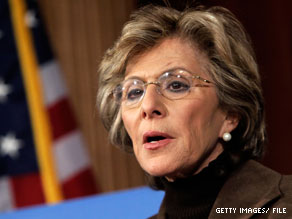 A new poll suggests Sen. Barbara Boxer is facing a tough bid for reelection.