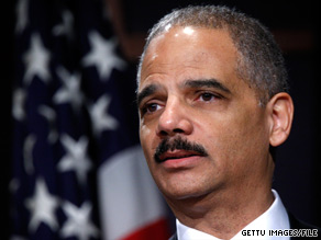 'Let me be clear about this: Lawyers who provide counsel for the unpopular are -- and should be treated as what they are -- patriots,' Attorney General Holder said Friday.