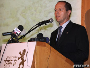 What would you ask the Mayor of Jerusalem?
