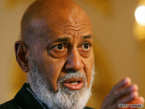 Rep. Alcee Hastings, D-Florida, said during a particularly spirited portion of the meeting that opponents of health care don't know what Americans think.