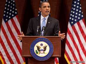 President Obama wants to show 'we have a capacity as a country to take on big challenges,' a Democratic official told CNN about the president's Sunday evening address.