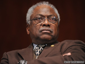 House Democratic Whip James Clyburn wants Rep. Randy Neugebauer to apologize to the entire House.