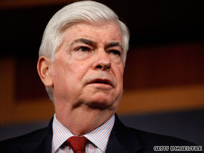 The bill put forth by Senate Banking Committee Chairman Christopher Dodd, D-Conn., would create a new consumer regulator housed inside the Federal Reserve.