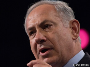 Israeli Prime Minister Benjamin Netanyahu will meet with President  Obama  today.