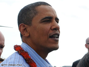 President Obama's presidential library might be coming to Hawaii if lawmakers on the island get their wish.