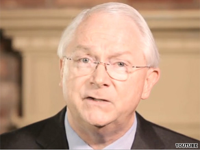 'I'm never going to quit speaking on behalf of the unborn,' Rep. Neugebauer says in a Web video.