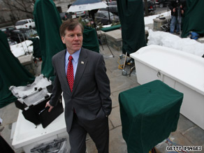 Virginia Gov. Bob McDonnell will sign legislation Wednesday to outlaw the federal government from forcing Virginia residents to buy health insurance.