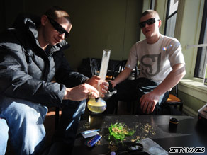 Should illegal drugs be legalized?