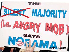 Most Americans disapprove of the health care reform law, a new CNN poll says.