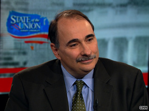 Obama senior adviser David Axelrod told CNN that recent reports of threats and violence should not overshadow the administration&#039;s accomplishments in the last week.