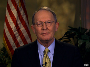 Republican Sen. Lamar Alexander said Sunday that the president's plan for recess appointments has thrown 'fuel on the fire' at a time of already angry political debate in the country.