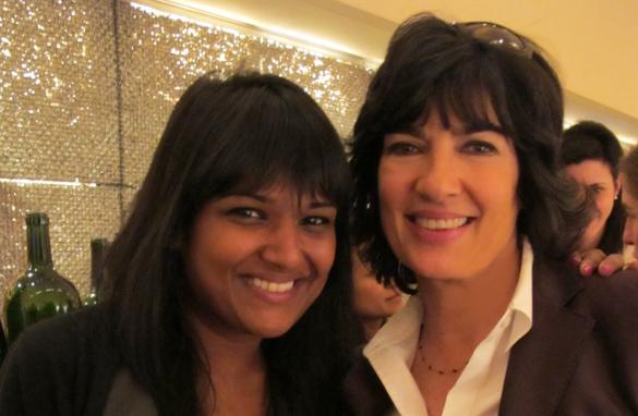 Elizabeth Joseph, CNN journalist extraordinaire