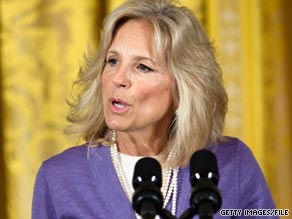 Jill Biden will convene a White House summit on community colleges later this year.