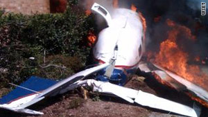 Roanoke VA plane crash2