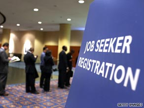 Unemployment remained at 9.7 percent last month.