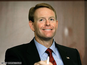 Tony Perkins of the Family Research Council has asked followers to refrain from donating to the RNC.