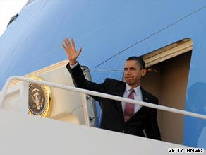 Obama will visit North Carolina Friday.
