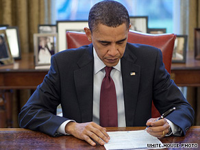 President Obama checked the box labeled 'Black, African Am., or Negro' on his Census form.