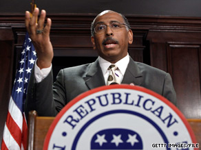 Embattled Republican National Committee Chairman Michael Steele sought to reassure party activists that the GOP will be prepared for November's elections after Monday's resignation of his chief of staff.
