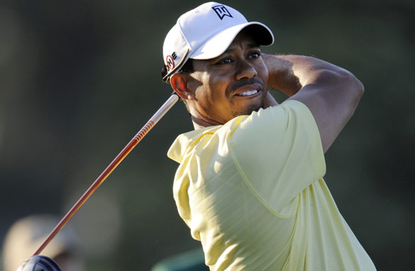 Tiger has exorcised many demons in the past few months.