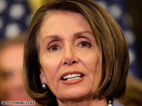 A man accused of threatening House Speaker Nancy Pelosi wept Thursday as he talked to his attorney before a federal court hearing.