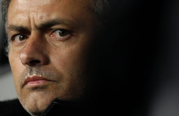 Jose Mourinho: Can he upset Barca's plans for European Champions League glory?
