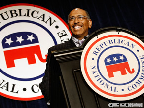 The number of Republican National Committee members now publicly backing embattled Chairman Michael Steele is now at 58.