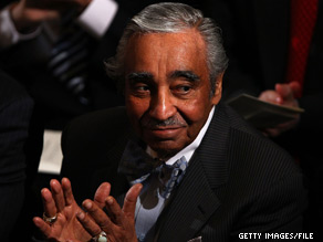 Rep. Charles Rangel has a long history with recently announced challenger Adam Clayton Powell.