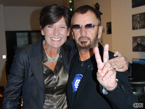 What would you ask Ringo Starr?