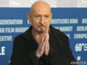 What do you want to ask Ben Kingsley?
