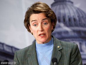 Sen. Blanche Lincoln's campaign released fundraising numbers Tuesday.